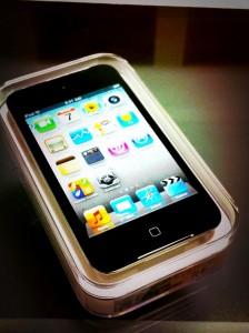 第4世代 iPod touch