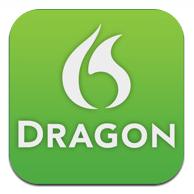 Dragon Dictation 音声認識アプリ