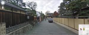 Google Map ストリートビュー