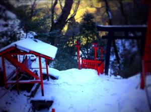 奥山愛宕神社