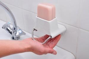 石鹸 おろし器