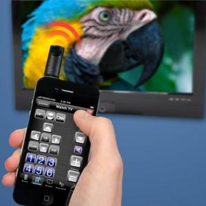 iPhone iPod iPad がリモコンに