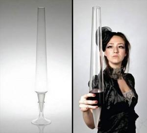 究極のワイングラス