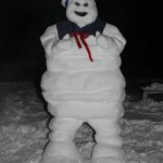Stay Puft Snow Man
