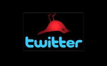Twitter ワームに注意