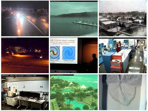 世界中のウェブカメラ