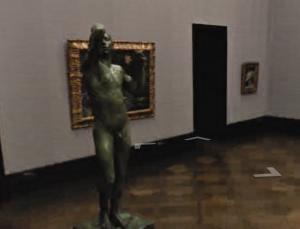 Google アートプロジェクト で美術館巡り