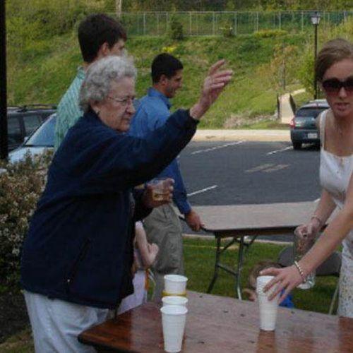 高齢者も楽しめるスポーツ ビアポン