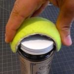 テニスボールで作った色んなアイテム (2)