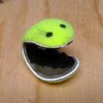 テニスボールで作った色んなアイテム (1)