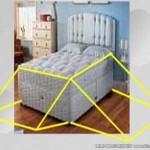 地震による建物崩壊時の生存空間、命の三角形 (10)