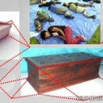 地震による建物崩壊時の生存空間、命の三角形 (6)