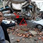 地震による建物崩壊時の生存空間、命の三角形 (5)