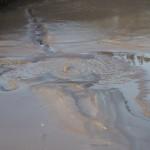 浦安市、ディズニランド周辺 液状化 (6)