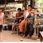 カンボジアの人々の生活を撮った写真 (44)