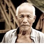 カンボジアの人々の生活を撮った写真 (34)