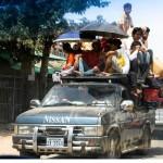 カンボジアの人々の生活を撮った写真 (28)