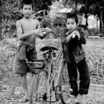 カンボジアの人々の生活を撮った写真 (18)