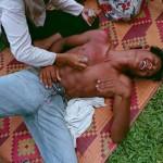 カンボジアの人々の生活を撮った写真 (14)