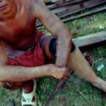 カンボジアの人々の生活を撮った写真 (7)