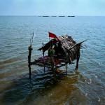 カンボジアの人々の生活を撮った写真 (2)