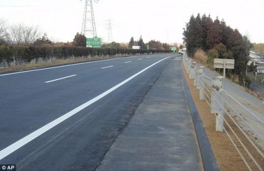 東水戸道路 復旧