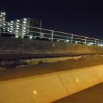 浦安市、ディズニランド周辺 液状化 (20)