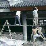 安全対策ゼロの危険過ぎる現場作業 (24)