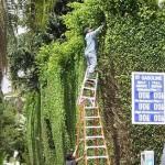 安全対策ゼロの危険過ぎる現場作業 (13)