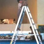 安全対策ゼロの危険過ぎる現場作業 (11)