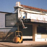 安全対策ゼロの危険過ぎる現場作業 (9)