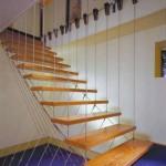 モダンな階段 おしゃれな階段 (19)