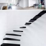 モダンな階段 おしゃれな階段 (17)