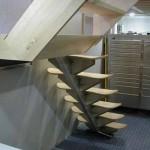 モダンな階段 おしゃれな階段 (5)