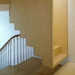 モダンな階段 おしゃれな階段 (4)