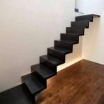 モダンな階段 おしゃれな階段 (3)
