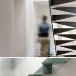 モダンな階段 おしゃれな階段 (2)