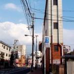 日本のスリムな建物 (15)