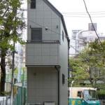 日本のスリムな建物 (13)