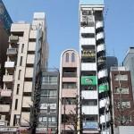 日本のスリムな建物 (9)