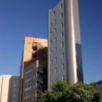 日本のスリムな建物 (8)