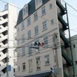 日本のスリムな建物 (2)