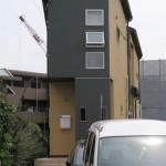 日本のスリムな建物 (1)