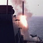 トマホークミサイル発射 の写真 (17)