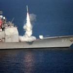 トマホークミサイル発射 の写真 (16)