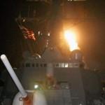 トマホークミサイル発射 の写真 (14)