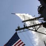 トマホークミサイル発射 の写真 (6)