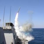 トマホークミサイル発射 の写真 (5)