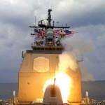 トマホークミサイル発射 の写真 (2)
