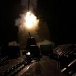 トマホークミサイル発射 の写真 (1)